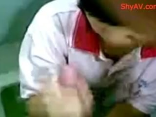 Chinese Teen Hot Blowjob..
