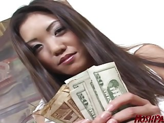Housewife Kaiya needs cash,..