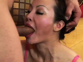 Lovely Oriental MILF has her..