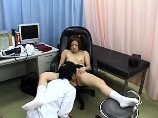 Hospital milf fucked away..