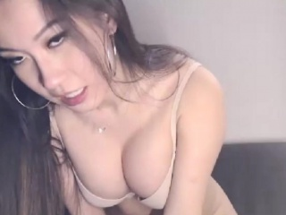 A Yummy Asian Co-Ed In..
