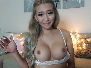 Horny asian indulge with..