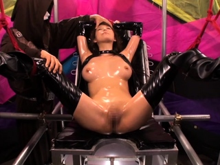 F55 Chelsea Latex Dom bdsm..