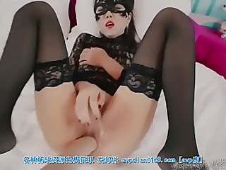 chinese girl fisting 1
