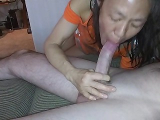 Chinese wife shares with..