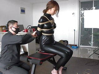 Chinese veritable bondage..