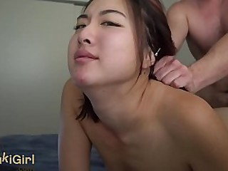 huge ass chinese girl MOANS..