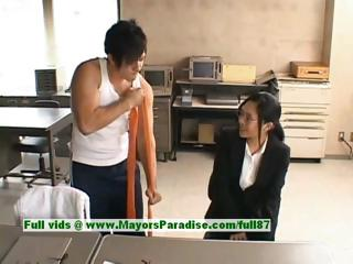 Sora Aoi innocent naughty..