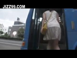 horny milf in geek bus 04
