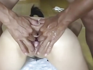 Asian Japanese Giant Pussy..